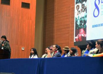 Bolivia. Presidente Morales anuncia nuevas medidas para erradicar la violencia hacia las mujeres