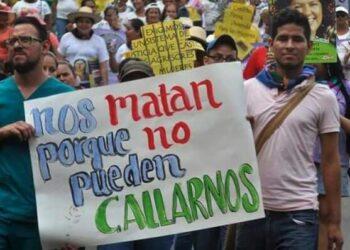 México y Colombia, países con mayor número de líderes sociales asesinados en el mundo