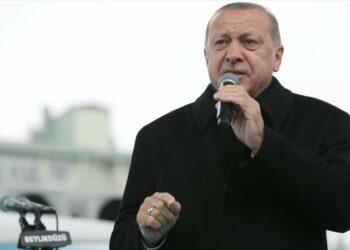Erdogan: Netanyahu es un tirano que masacra a los niños palestinos