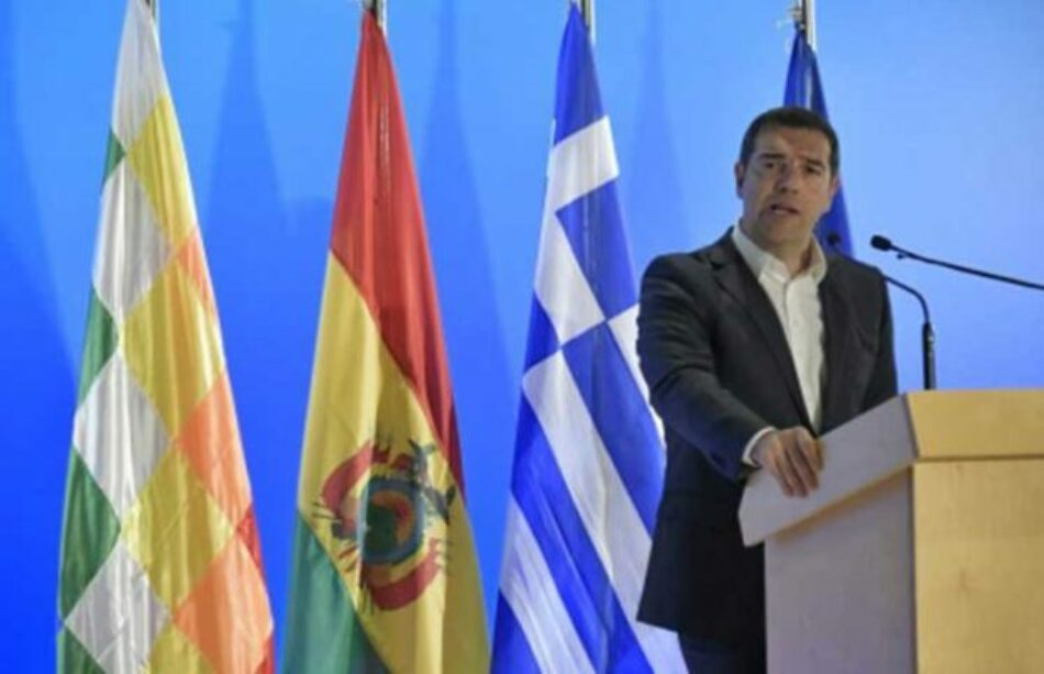 Grecia considera que Bolivia lidera un milagro económico regional