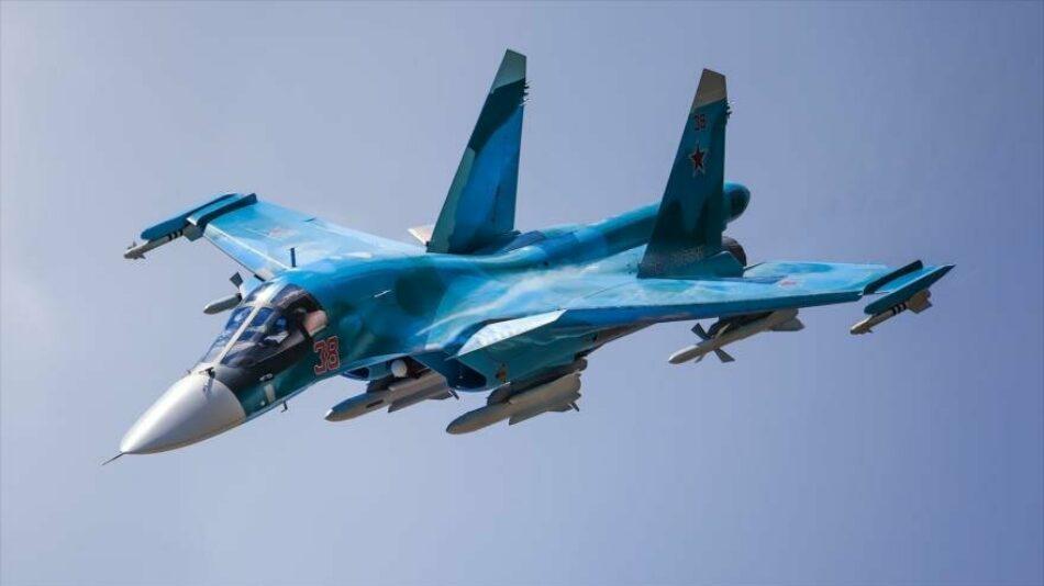 Aviación rusa lanza ataques más fuertes del año en Idlib, Siria