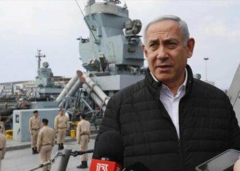 Netanyahu amenaza con detener venta de crudo iraní por el mar