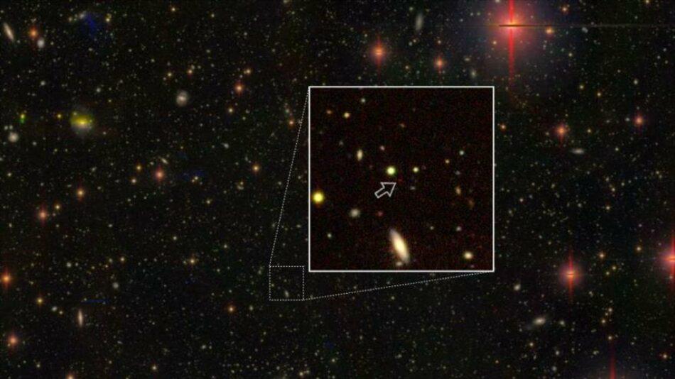 Descubren 83 agujeros negros formados hace 13 000 millones de años