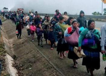 México. Comunidades tsotsiles, en peligro por ataques continuos de paramilitares