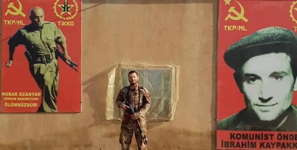 TKP / ML-TIKKO anuncia el martirio de luchador italiano en Baghoz