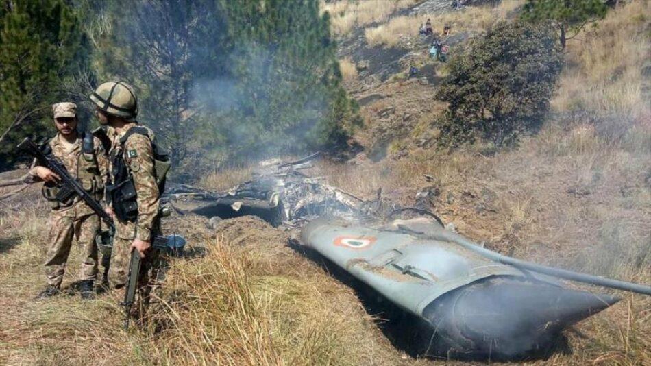 Uno de los pilotos capturados por Paquistán es israelí