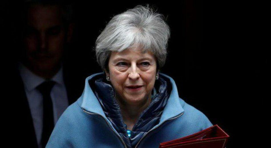 Gran Bretaña. May ofrece su dimisión a cambio de que se apruebe su acuerdo del brexit