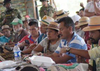 Colombia. Minga Social: Conversaciones con el gobierno de Duque han sido estériles
