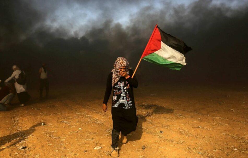 Al menos un muerto en la represión israelí de las movilizaciones en Gaza