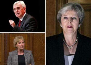 Gran Bretaña. Acusan a May de intento de soborno previo a nuevo voto sobre Brexit