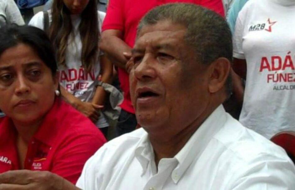 Honduras. Adán Fúnez entre el repudio de la base y la protección de la dirigencia de Libre