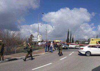 Palestina: Dos israelíes muertos y otros heridos cerca del asentamiento de Ariel en Cisjordania
