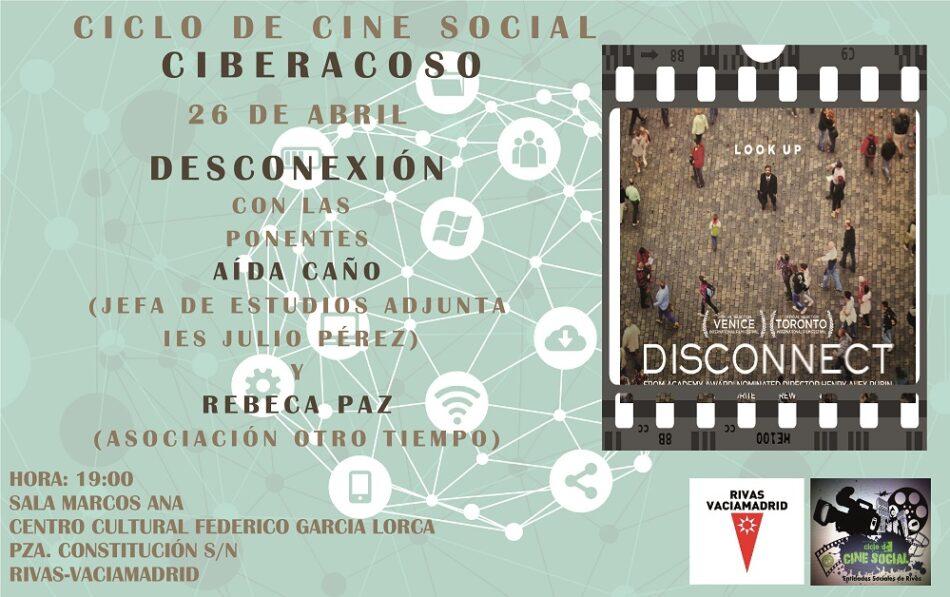 II Ciclo Cine Social 4ª Sesión – Ciberacoso