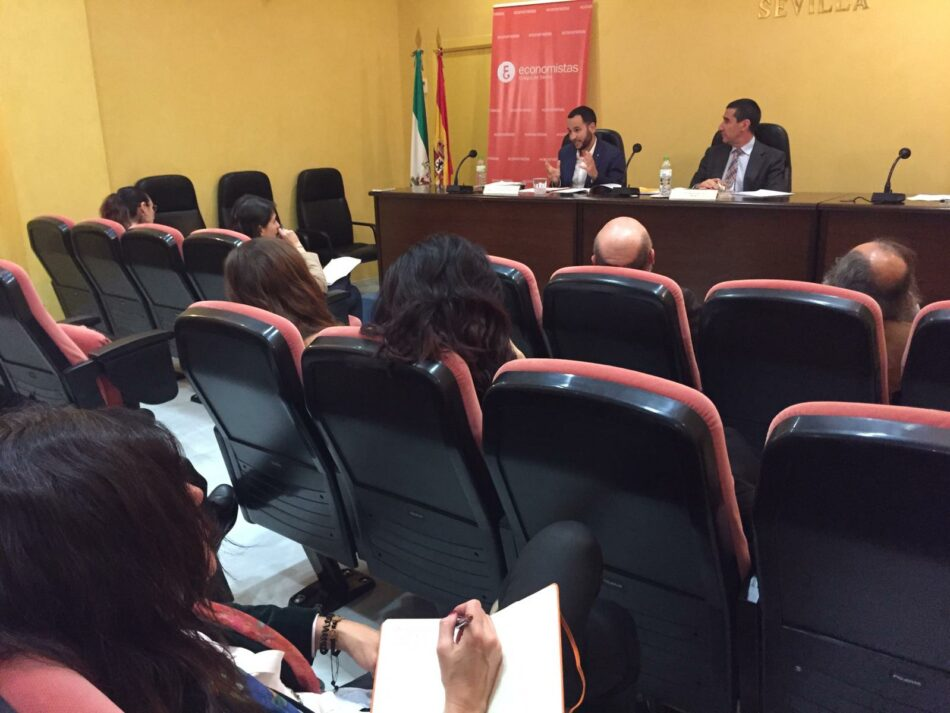 Adelante Sevilla reivindica un nuevo modelo productivo que redistribuya la riqueza y garantice una vida digna a la mayoría