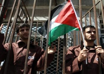 Prisioneros palestinos comenzarán huelga de hambre la próxima semana
