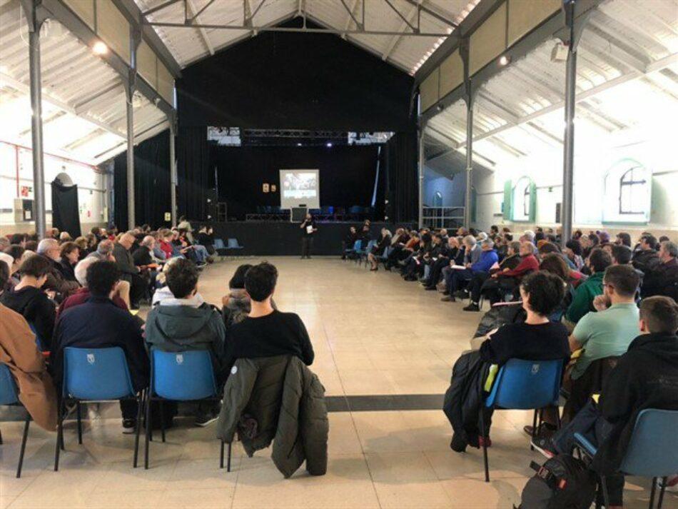 IU, Anticapitalistas y la Bancada Municipalista celebran este sábado un encuentro abierto de cara al a confluencia municipal