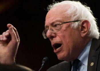 Una revolución política: bandera de Sanders para llegar a Casa Blanca