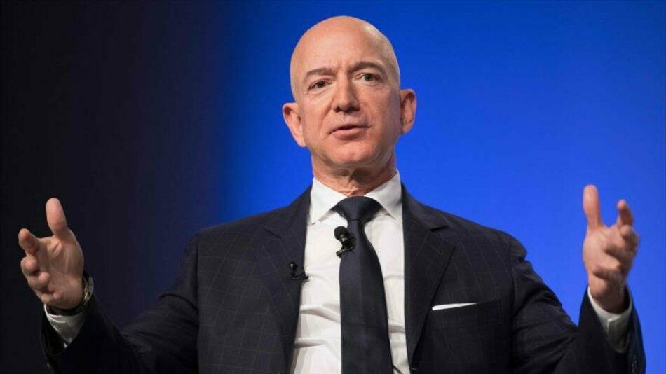 Denuncia un supuesto hackeo del móvil de Jeff Bezos por parte de Arabia Saudí