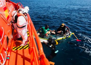 CGT estudia emprender acciones contra las difamaciones de VOX sobre las labores de rescate de Salvamento Marítimo