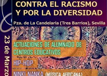 II festival contra el racismo y por la diversidad