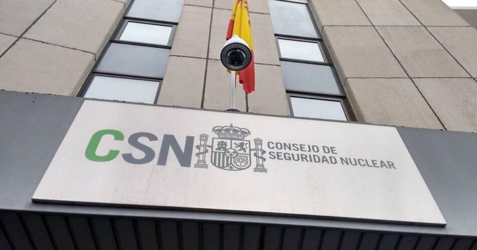 Greenpeace celebra la renovación del Consejo de Seguridad Nuclear