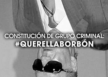 """Los impulsores de la 'Querella Borbón' valoran que el archivo que pide la Fiscalía """"carece de un mínimo rigor jurídico más allá de la manifiesta defensa a ultranza de la institución monárquica"""""""
