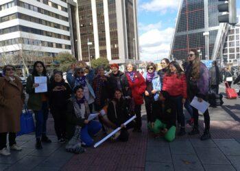 Centenares de reclamaciones de mujeres a la justicia patriarcal