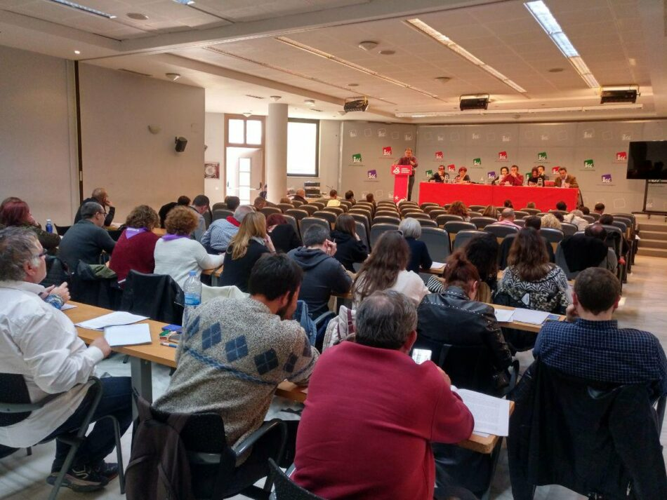 El PCA pide un sí «masivo» en el referéndum de IU al preacuerdo para concurrir de nuevo con Podemos