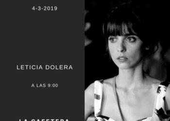 """Leticia Dolera en La Cafetera: """"Otras cinco mujeres embarazadas estuvieron contratadas en la serie"""""""