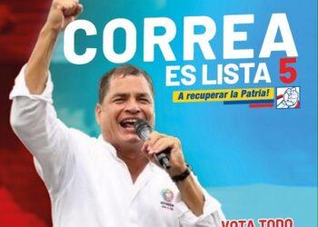 Rafael Correa: Gobierno de Lenín Moreno no quiere que Ecuador sepa los condicionamientos del FMI para el acuerdo