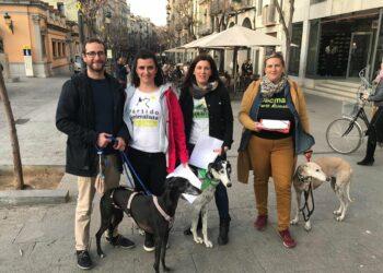El Partido Animalista logra el apoyo de 60.000 ciudadanos para presentarse a las elecciones del 28A