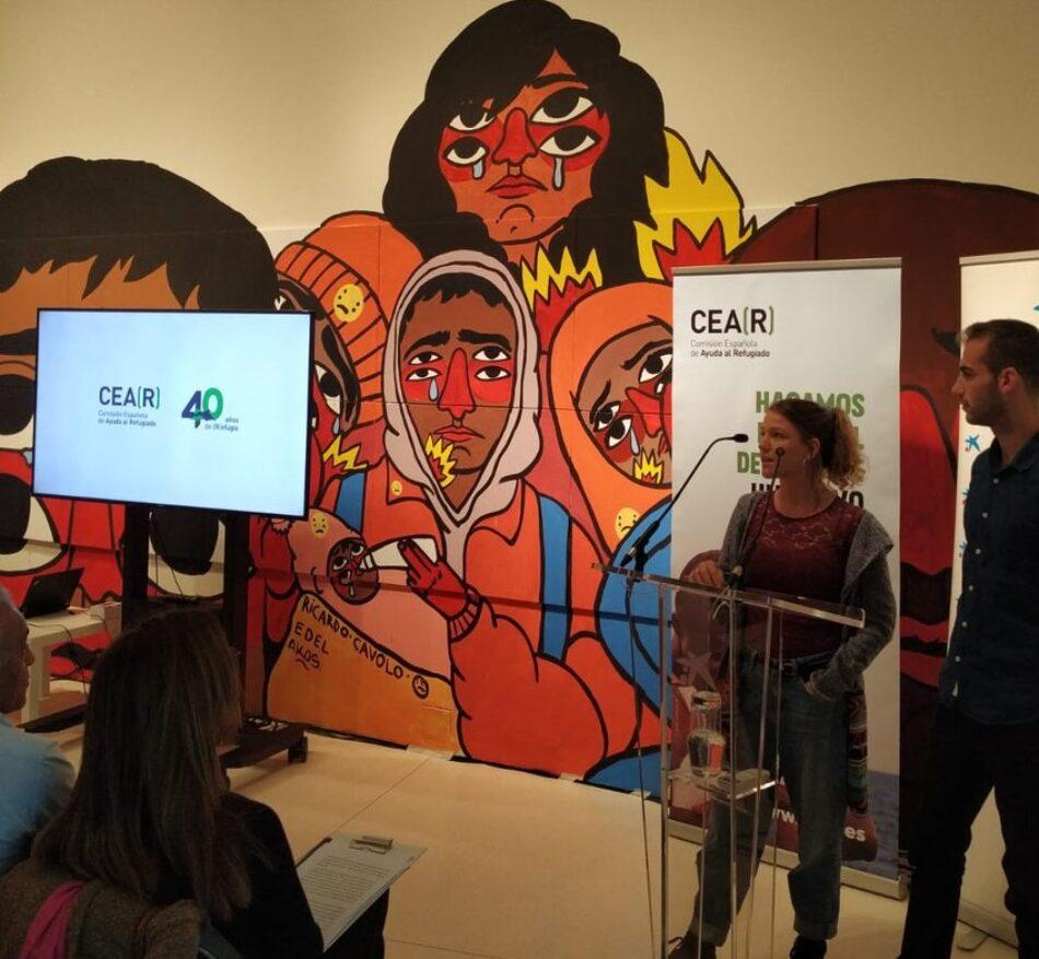 CEAR celebra su aniversario con la exposición «40 años de refugio»  de Ricardo Cavolo