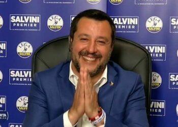 Salvini pone sitio al periodismo en Italia