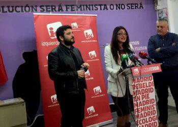 El 60,5% de la militancia y simpatizantes de IU Madrid aprueba continuar el proceso de confluencia 'Madrid en Pie'