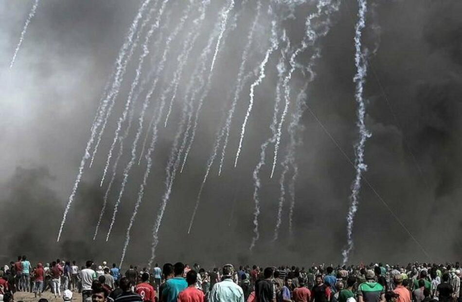 Primer aniversario Gran Marcha del Retorno – Comunicado de Rumbo a Gaza