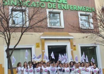 SATSE Madrid se suma a las movilizaciones del 8 de marzo