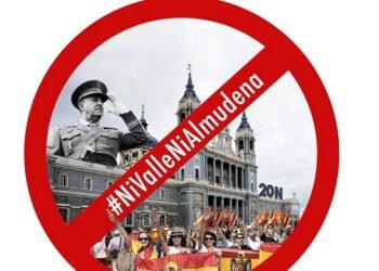 #NiValleNiAlmudena propone una Comisión parlamentaria de investigación sobre los bienes de la familia Franco