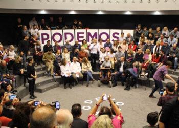 Pablo Echenique: 'Rivera y Casado han estado difundiendo basura falsa fabricada por criminales: es hora de que pidan perdón'