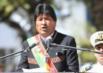 Evo Morales cuestiona Prosur por «estar nutrido por la tendencia hegemónica»