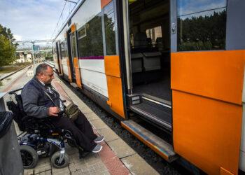 CGT solicita a RENFE mayor compromiso con las personas discapacitadas