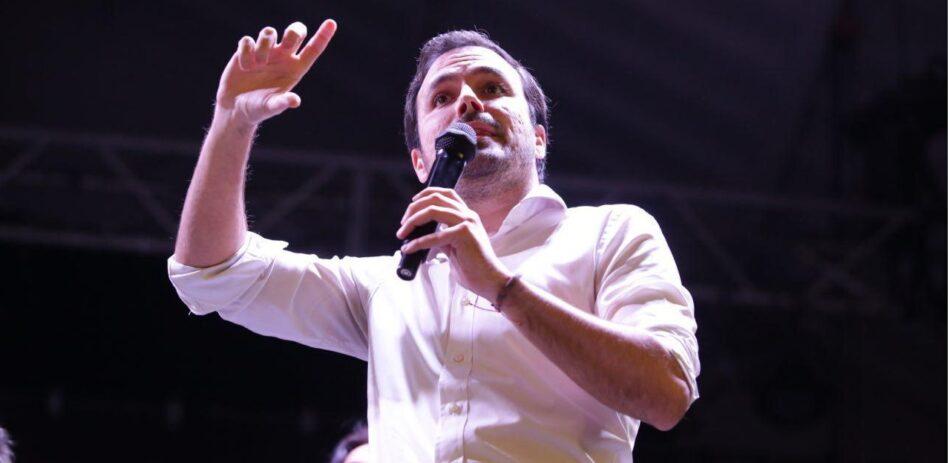 Garzón anuncia su intención de trasladar a la justicia los resultados de la Comisión de investigación de la crisis financiera