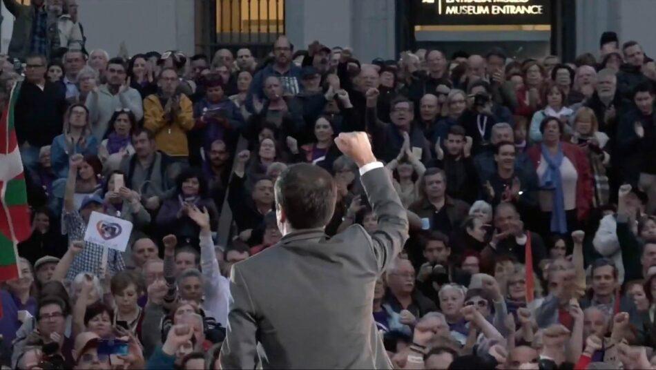 """Garzón valora que lo ocurrido en Cataluña estos días obedece a una """"clara sobreactuación"""""""