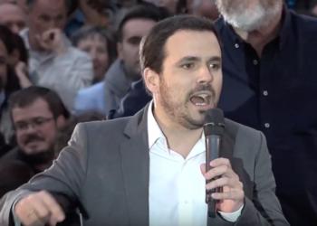 """Garzón está seguro de que en estos momentos """"está todo muy abierto como para sacar muy buen resultado con nuestra candidatura»"""