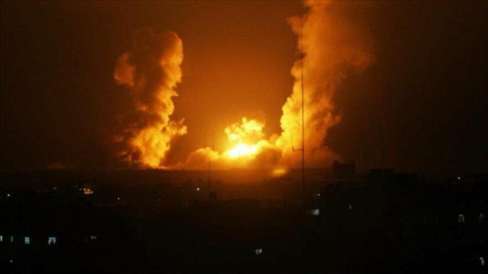 Nuevos bombardeos de Israel contra la Franja de Gaza