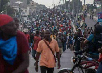 Nueva movilización popular en Haití contra el Gobierno