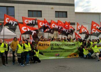 La huelga de CNT en «Productos Florida» consigue sus principales objetivos