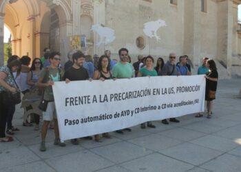 Junta de Andalucía y Rector de la Universidad de Sevilla condenados por vulnerar, por segunda vez, el derecho a la huelga del profesorado
