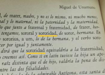 """""""Sororidad"""" y «feminicidio» en el diccionario RAE"""