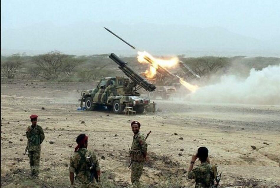 Ofensiva de las fuerzas yemeníes en el Sur del país