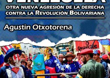 Bilbao, 21 de marzo: charla con Agustin Otxotorena y Willy Toledo «Venezuela. Otra nueva agresión de la derecha contra la Revolución Bolivariana»